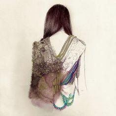 ilustrações de Camila do Rosário são incríveis