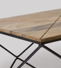 Oblix coffee table
