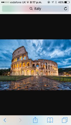 Really want to go to Italy