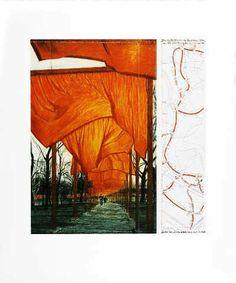 Christo und Jeanne-Claude - The Gates IV