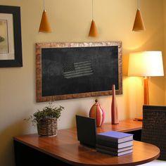 American Made Rayne Safari Bronze board/Chalkboard (16 x 100)