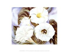 Jimson Weed, 1935 artwork at Picasso.com