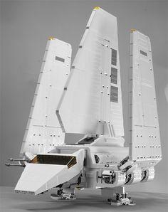 LEGO Imperial Shuttle is Every Bit as Impressive as It Looks