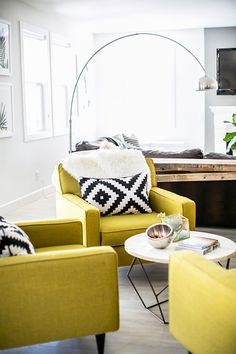 Touring Promise Tangeman's Colorful California Home | theglitterguide.com