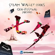 This year's Qixi Festival, get your Steam Wallet Codes at discounted price! Chinese Valentine's Day, Cosmetic Items, Played Yourself, Coding, Valentines, Wallet, News, Wedding Ring, Valentine's Day Diy