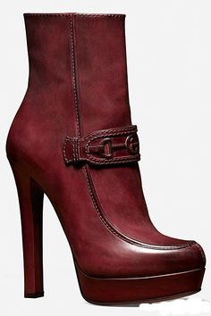 Gorgeous Gucci Shoes Fall/Winter 2012-13 Collection - Gucci Shoes