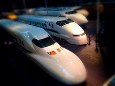 Japanese railway Museum