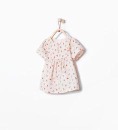 ZARA - NIÑOS - Camisa estampado pájaros