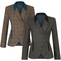bbe36b742591d jack murphy karen tweed jacket - Bredon Hill Shooting Country Wear, Country  Outfits, Tweed