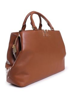 408793793f3ceb Michael Kors Florence Large Satchel in Walnut ** More info could be found  at the image url. (This is an affiliate link) 0. Michael Kors Handbags