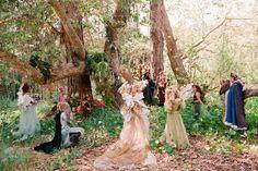 Le Forum des Terres de Légende :: La culture des elfes sylvains (chapitre 4)