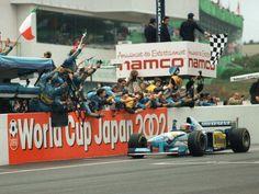Michael Schumacher, Benetton-Renault V10, B195. Japanese GP, Suzuka, 1995
