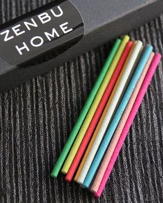 Buy quality Japanese incense in elegant, evocative scents. Every box from Zenbu Home contains a hand-selected mix to suit all moods and personal fragrance styles.