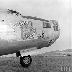 B-24, Virgin Abroad