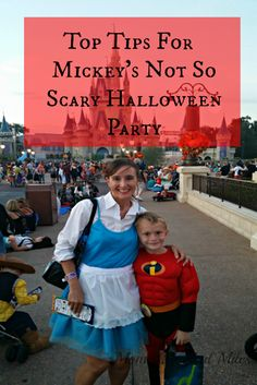 Mickey's Not So Scary Halloween Party is one of my favorite events at Walt Disney World!  I can help you make the most of this fun party with some easy-to-follow advice.