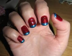 4th of july nail designs pictures - Bing Images