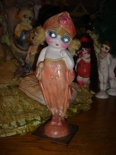 Chalkware Flapper by flapperdashery
