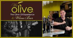 We Olive & Wine Bar!