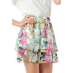 Fusta Dama VERO MODA Duus Muka Colored Boho Shorts, Short Dresses, Floral, Skirts, Color, Women, Fashion, Short Gowns, Moda