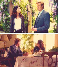 "Jane & Lisbon - ""Devil's Cherry"", The Mentalist"