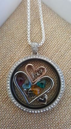 Introducing our newest locket, the Legacy Locket. Its stunning!! www.charmingsusie.origamiowl.com