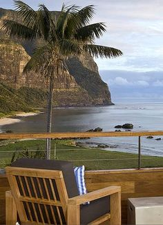 The dramatic World Heritage beauty of Lord Howe Island. #Australia