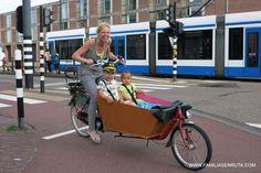 Viajar a Amsterdam con niños: pequeña guia alternativa de recursos