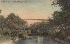Elm Bridge, Gainesville, Texas