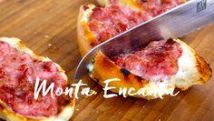 Receita de pão de Linguiça na Brasa, perfeito para fazer de entradinha no final de semana e acompanhar com vinagrete.