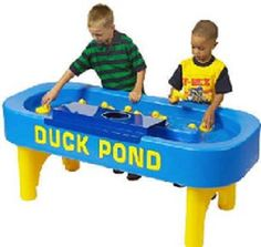 Duck Pond for the little ones