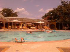 Sandals Royal Caribbean main pool