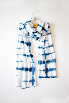 Favorite Shibori Indigo DIY projects to try at home.