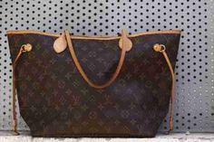 Brown/Beige Louis Vuitton Bags 2013 #Louis #Vuitton #Bags