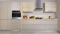 Nowoczesne meble kuchenne Torino HALUPCZOK Condo Kitchen, Kitchen Decor, Kitchen Cabinets, Kitchens, Home Decor, Decoration Home, Room Decor, Apartment Kitchen, Cabinets