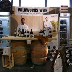Unterwegs auf der Messe Land & Genuss in Frankfurt - Jungwinzer sind auch dabei: Weingut Wolf | bestager-messen.de: Schöne Lifestyle-Messen finden