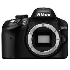 Nikon Megapixel HD VideoWi-Fi Compatibility D-SLR Body Onl - Nikon - Trending Nikon for sales. - compact size and price fool youpacked inside this easy to use HD-SLR is serious Nikon power: a MP DX-format CMOS sensor that excels in any light Nikon D3200, Dslr Nikon, Cameras Nikon, Cheap Cameras, Best Digital Camera, Digital Slr, Wifi, Appareil Photo Reflex, Camera Deals