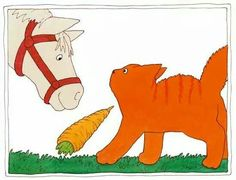 wortel voor paard
