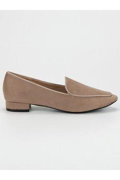 Svetlo béžové módne lordsy Small Swan Swan, Lord, Loafers, Shoes, Fashion, Travel Shoes, Zapatos, Moda, Moccasins