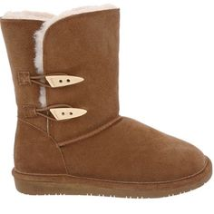 Host PickBear Paw Boots New in box. Style is Abigail 682w/Hickory II Bear Paw Shoes