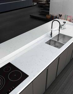 Vicostone Misterio Counters Quartz Kitchen Countertops