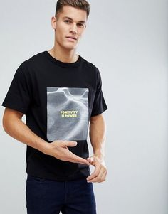 Cheap Monday C/O Positive T-Shirt