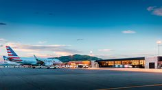 Jackson Hole Airport, Phase II | Projects | Gensler