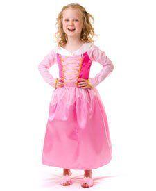 Princess Expressions Little Girls Sleeping Beauty Costume 2-3T