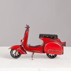 Miniatura Vespa - Machine Cult - Kustom Shop | A loja das camisetas de carro e moto