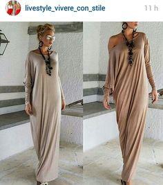 Vi este vestido en Livestyle_vivere_con_stile pagina de instagram y lo ame