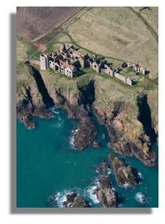 Slains Castle, Aberdeen Scotland - Great Grandpa Todd (Tough) was from here.