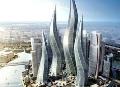 Tulevaisuuden arkkitehtuuria