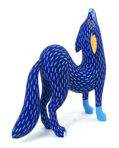 painted carving - Google Search