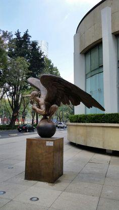 Paseo de la Reforma, Mexico City-Mexico ✿༺