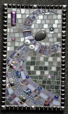 Mosaic woman 2 by thatcamelwoman